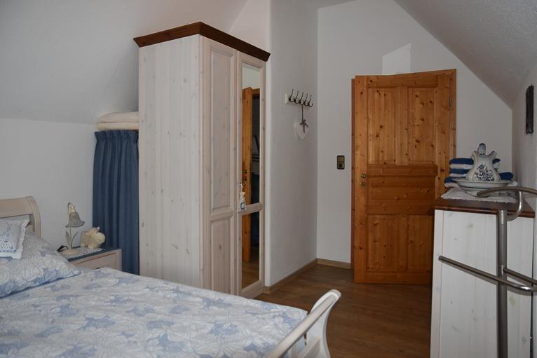 Schlafzimmer | Ferienhaus Henny