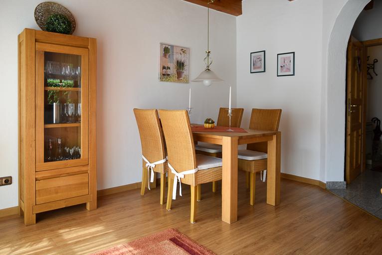 Esszimmer | Ferienhaus Henny